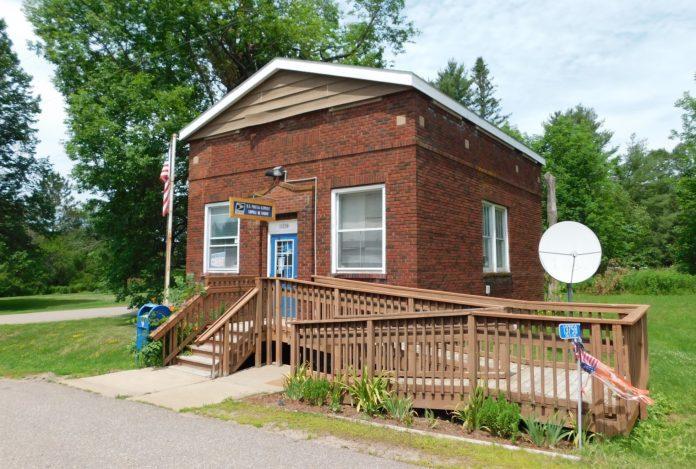 Tripoli Wisconsin Post Office