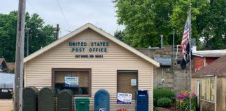 Hayward Minnesota Post Office