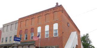 Nevada Ohio Post Office