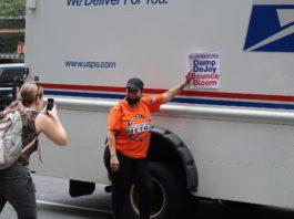 Postal Protest